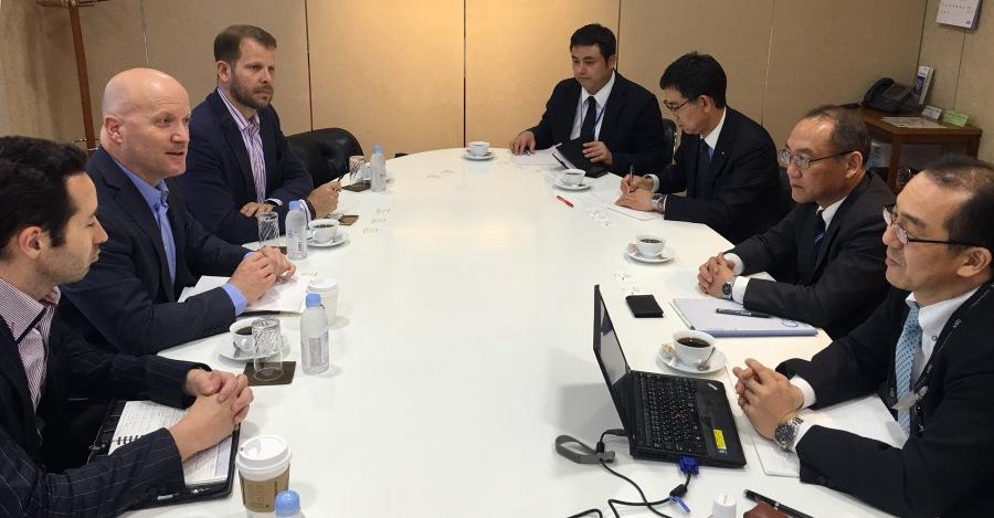 Yokogawa meeting